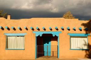adobe-style-house